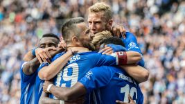 Ibisevic strikes twice as Hertha down Gladbach