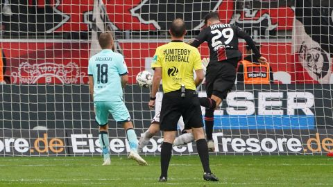 Watch: Leverkusen 1-0 Mainz
