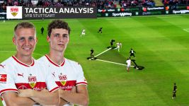 Watch: Stuttgart's tactics with Pavard & Ascacibar