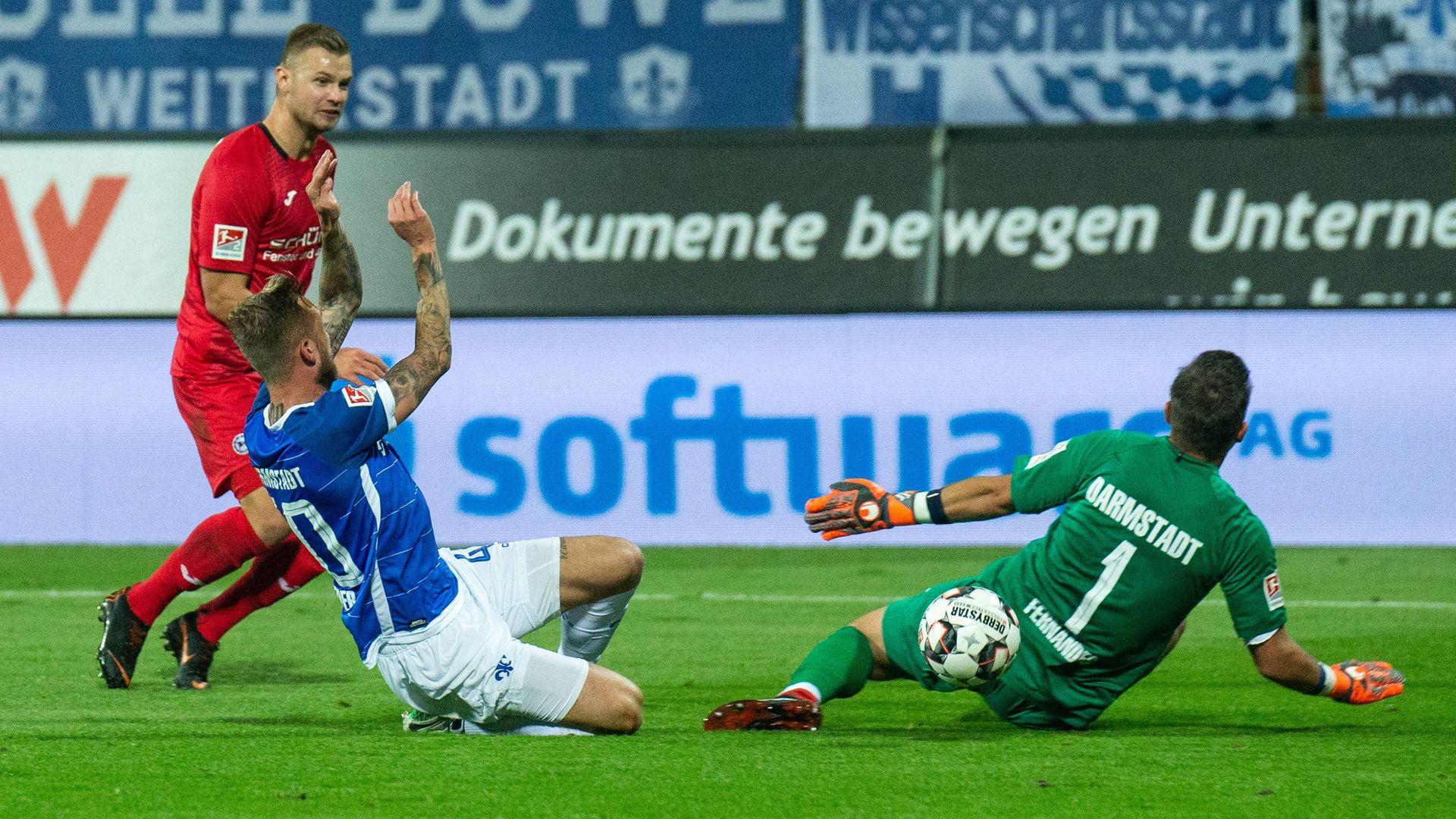 2 Bundesliga Sv Darmstadt 98 Dsc Arminia Bielefeld 2