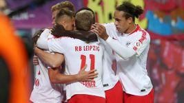 Orban and Augustin help Leipzig past Stuttgart
