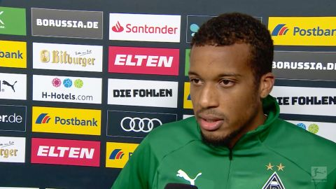 Watch: Alassane Plea loving life at Gladbach