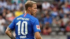 Watch: Duda coming good at Hertha