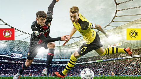 Watch: Playmakers: Havertz vs. Reus
