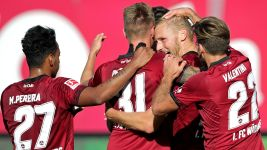 Nuremberg breeze past Fortuna Düsseldorf