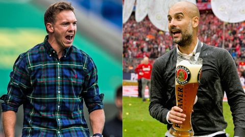 """Nagelsmann could be Spanish"" - Guardiola"