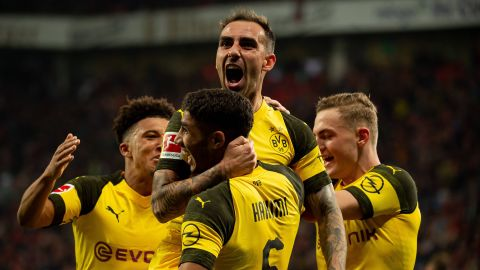 Dortmund produce the impossible