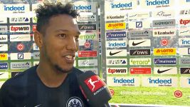 "Watch: De Guzman: ""Rebic did all the work!"""