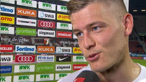 "Watch: Finnbogason ""just happy to be back!"""