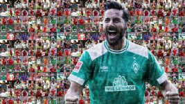 Watch: Claudio Pizarro's magic Bundesliga journey