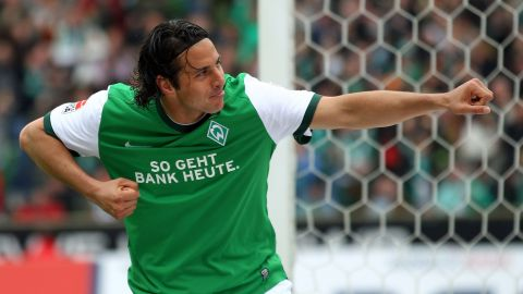 Pizarro's top 5 Bundesliga moments