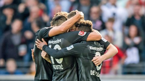 Watch: Frankfurt 4-1 Hannover