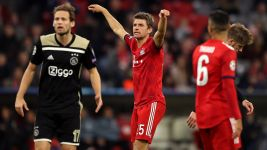 Bayern held at home to Ajax