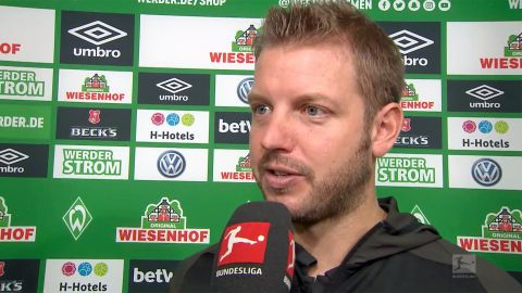 Watch: Kohfeldt on how special Pizarro is