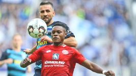 Hertha stumped by Mainz