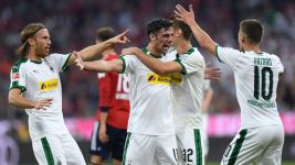 Ruthless Gladbach run riot in Munich