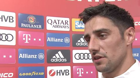 "Watch: Stindl: ""A great day all round"""