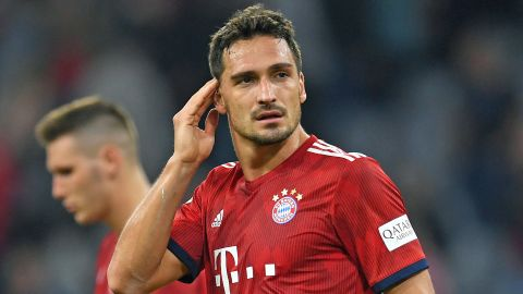 """Bayern Munich can and will improve"" - Hummels"