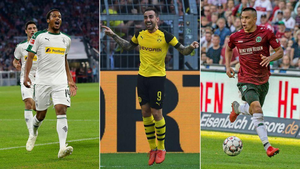 Bundesliga Ergebnisse 7 Spieltag