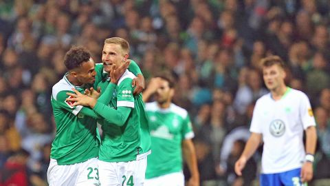 Watch: Bremen 2-0 Wolfsburg