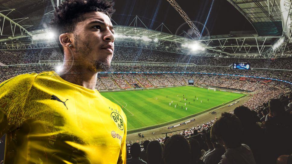 Bundesliga Why Have England Called Up Borussia Dortmund S