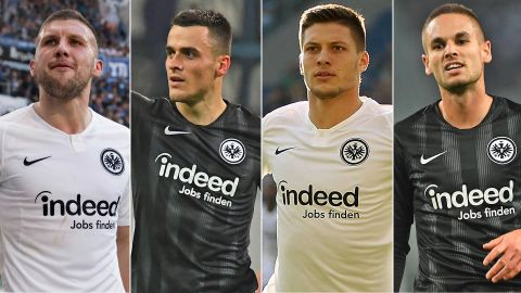 Eintracht Frankfurt's Slavic connection