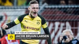 Top-Tor im August: Jacob Bruun Larsen