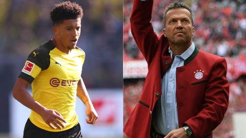 """Sancho is the perfect footballer"" – Matthäus"