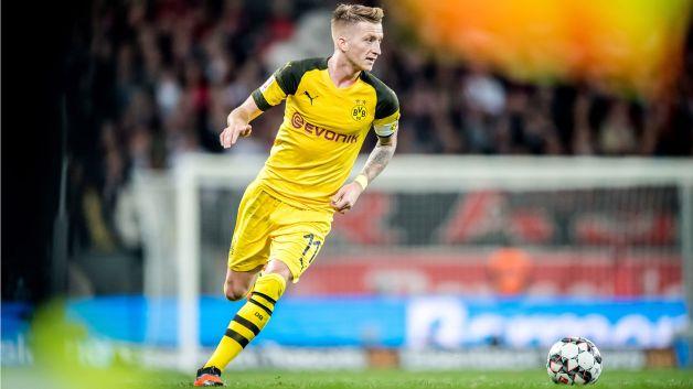Marco Reus Position