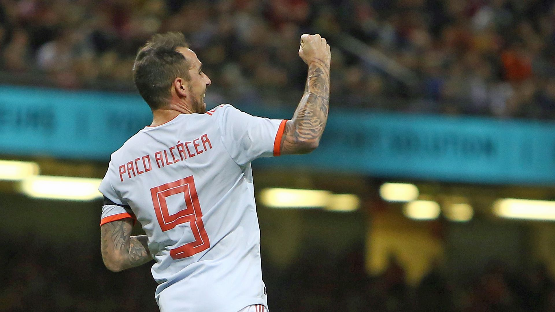 Bundesliga Paco Alcacer A Man Reborn Since Swapping Barcelona For