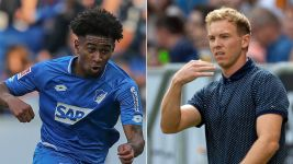 "Nelson: ""Nagelsmann key to move"""