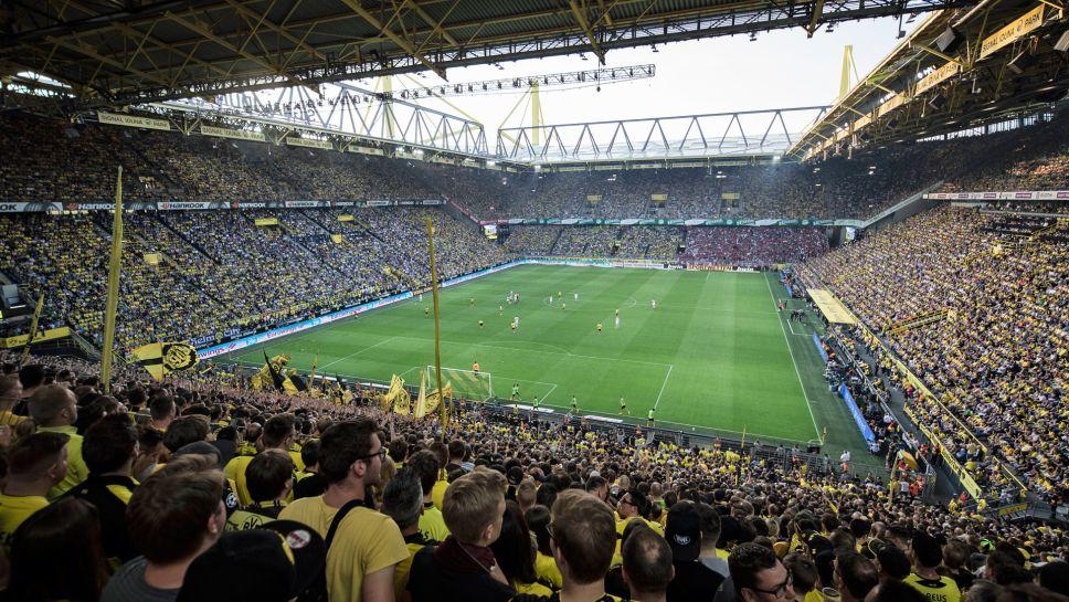 Bundesliga | Borussia Dortmund continue battle against racism with ...