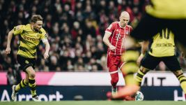 """Dortmund are a real force"" - Robben"
