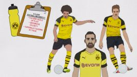 Watch: The new-look Borussia Dortmund