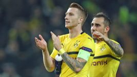 """Reus a big reason I feel good here"" – Alcacer"