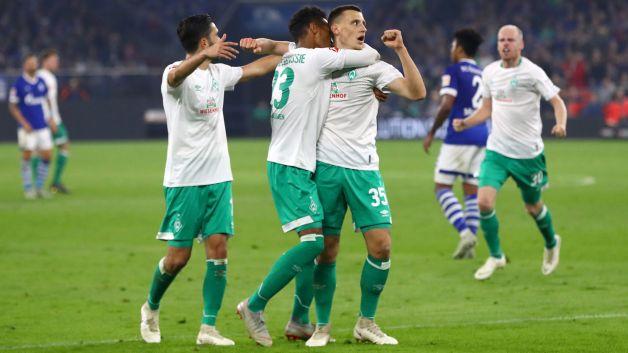 Zweiter Spieltag Bundesliga