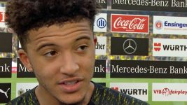 Watch: Jadon Sancho grateful to Dortmund
