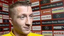 Watch: Marco Reus delighted with Alcacer