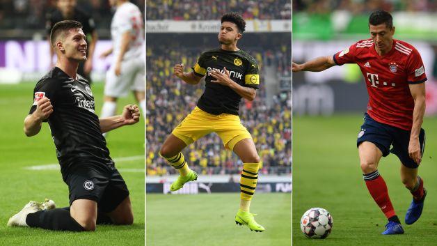 Bundesliga Spieltag 8