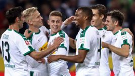 Borussia Mönchen-glad-to-be-back