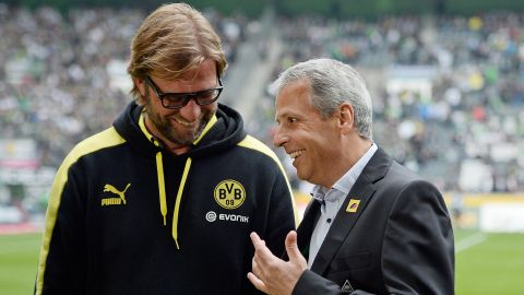 Comparing Favre's BVB to the Klopp generation