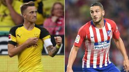 """I'd love to have Reus at Atletico"" - Koke"