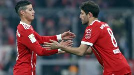 """James and Martinez on fire"" - Niko Kovac"