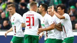 Augsburg too strong for Hannover