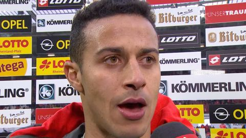 "Watch: Thiago: ""We have to be more focused"""