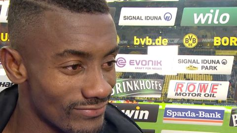 Watch: Kalou on being the top Ivorian goalscorer