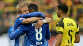 Kalou snatches draw for Hertha