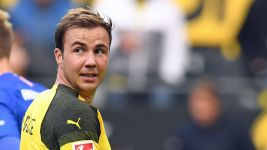 "Mario Götze: ""I'm feeling really, really good"""