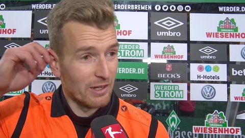 "Watch: Hradecky: ""Spectacular attitude!"""