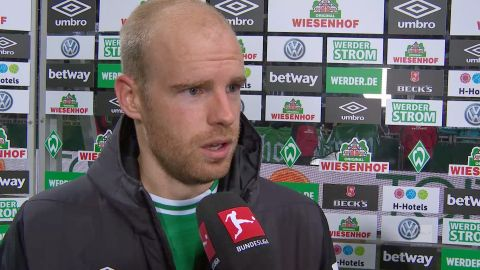 "Watch: Klaassen: ""Win as a team; lose as a team"""